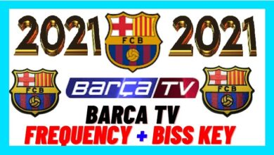 Photo of FEED FOOTBALL BARCA TV HD Latest New Biss Key On Eutelsat 7A/7B at 7.0°East 2021