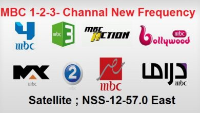 Photo of MBC 1-2-3- Channal New Frequency 2021