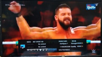 Photo of Net Sport New Frequency On China Sat 11 98°E