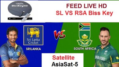 Photo of New Biss Key South Africa vs Sri Lanka, On AsiaSat-5 Code 2021
