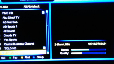 Photo of New Satelite and Frequency   TOLO TV On yahsat 1a (52 5 degrees east