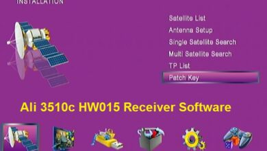 Photo of Ali 3510c HW013 New Receiver Software USB
