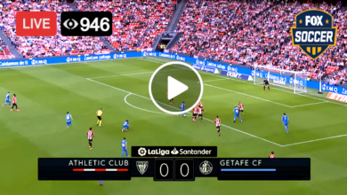 Photo of Ath Bilbao vs Getafe LaLiga Live Football Score 25 Jan 2021