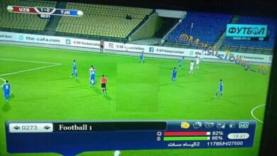 Photo of Football 1 /2 New Frequency On SES 5 / Astra 4A 4.9° E