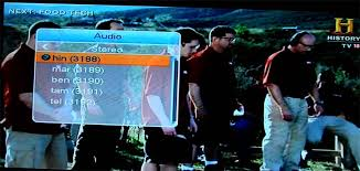 Photo of HISTORY CHANNEL NEW TP Started On NSS-6 @95.0E