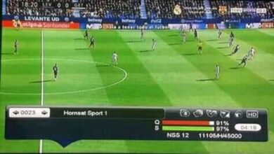 Photo of HORNSAT SPORT 2-3-4 / Started New Frequency On NSS-12 @57.0E