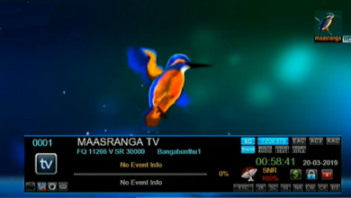 Photo of Maasranga TV New Biss Key And Frequency On Apstar 7 2021