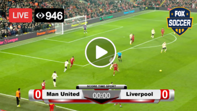 Photo of Manchester United VS Liverpool Live Football Score 2 May 2021