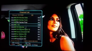 Photo of OSN Sports Action 1 HD Frequency On Nilesat 201 / Eutelsat 7 West A