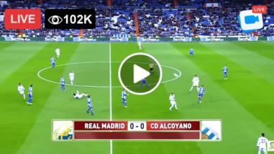 Photo of Real Madrid vs Alcoyano, Copa del Rey Live Football Score 20 Jan 2021