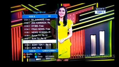 Photo of SONY TEN 1 Frequency Started On SES-7/8 @108.0E