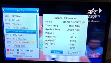 Photo of STAR SPORTS 1 HINDI HD Frequency Started On SES-7/8 @108.0E
