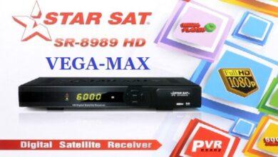 Photo of STARSAT SR-8989HD-VEGA-MAX_V2.85 RECEIVER SOFTWARE