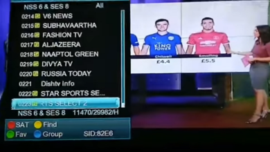 Photo of Star Sports Select HD1 New Frequency 2021