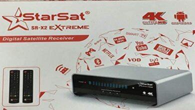 Photo of Starsat Sr-x2 Extreme V3.2.4 New Receiver Software 2021