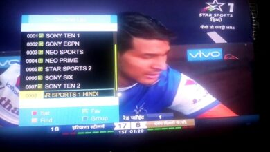 Photo of STAR SPORTS 1 Started On NEW TP SES-7/8 @108.0E