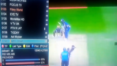 Photo of Astro Cricket New Frequency Started On Measat 3b 91.5°E