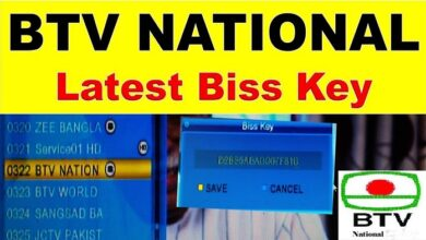 Photo of BTV National Biss Key Frequency 2021 On Asiasat 7 at 105.5E