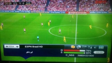 Photo of ESPN Brasil HD Freqency Biss Key On SES 6 40.5° W  C/Ku