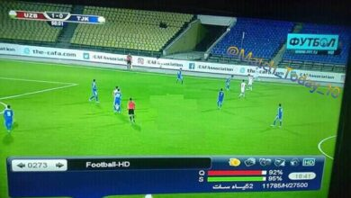 Photo of FOOTBALL HD Biss Key Frequency On AzerSpace 1 at 46.0°E
