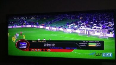 Photo of FOOTBALL HD Biss Key Frequency On Eutelsat 10A at 10.0°E