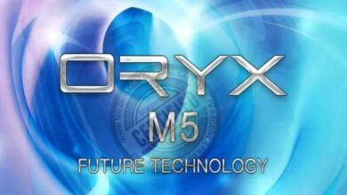Photo of ORYX M5 1506TV 512 4M HD RECEIVER NEW SOFTWARE