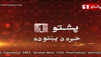 Photo of PUSHTO TV New Frequency Biss Key 2021 On AsiaSat-7 105 .5E
