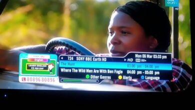 Photo of Sony BBC Earth HD New PowerVU Key Frequency 2021 On AsiaSat 5 at 100.5°E