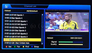 Photo of Star Cricket Freqency Biss Key On Asiasat 7 /Star TV