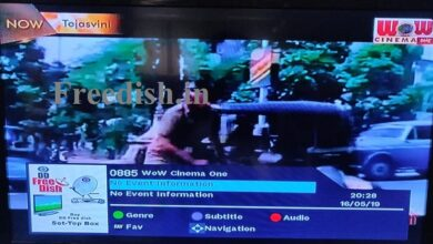 Photo of WOW Sports TV HD New Frequency Biss Key 2021 On Badr 4-5-6-7