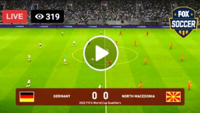 Photo of Germany vs North Macedonia Cup Live Football Score 31 Mar 2021