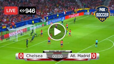 Photo of Chelsea vs Atl. Madrid Live Football Score 17 Mar 2021