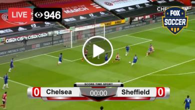Photo of Chelsea VS Sheffield United Live Football Score 21 Mar 2021