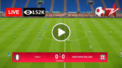 Photo of Italy vs Northern World Cup Live Football Score 25 Mar 2021
