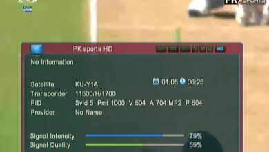 Photo of PK SPORTS / CNN PAKISTAN Frequency Biss Key STARTED On YAHSAT-1A -52 °E
