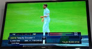 Photo of Biss Key Telecity Encoder 1 On AsiaSat 5 at 100.5°East