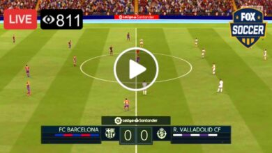 Photo of barcelona vs valladolid La Liga LIVE Football Score 5 April 2021