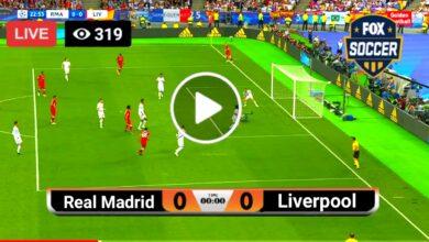 Photo of Real Madrid vs Liverpool Champions League LIVE Football Score 6 April 2021