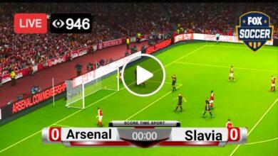Photo of Arsenal vs Slavia Europa League LIVE Football Score 8 April 2021