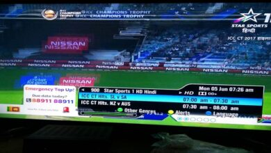 Photo of STAR SPORTS 1 HINDI HD Started New On Frequency SES-7/8