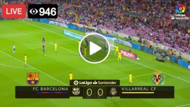Photo of Barcelona vs Villarreal LaLiga LIVE Football Score 25 April 2021