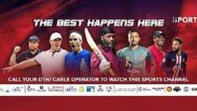Photo of 1 SPORTS Started New Frequency On GSat-15 @93.5E