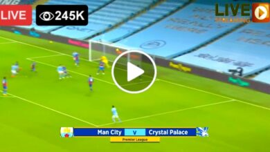 Photo of Manchester City vs Crystal Palace Premier League Live Football Score 1 May 2021