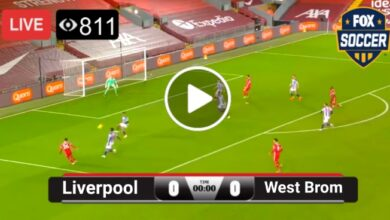 Photo of Liverpool vs West Brom LIVE Footabll Score 16 May 2021