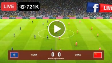 Photo of Guam vs China World Cup Qualification LIVE Football Score 30 May 2021