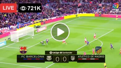 Photo of Barcelona vs Atletico Madrid La Liga Live Football Score 8 May 2021