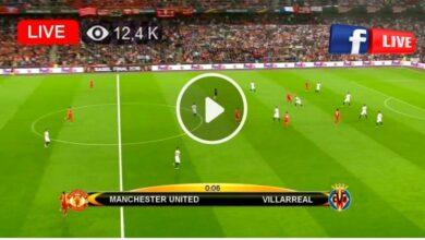 Photo of Manchester United vs Villarreal LIVE Football Score 26 May 2021
