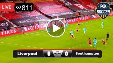 Photo of Liverpool vs Southampton Live Football Score 8 May 2021