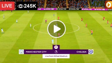Photo of Manchester City vs Chelsea Live Football Score 8 May 2021