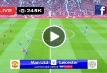 Photo of Manchester United vs Leicester City Premier League LIVE Football Score 16 Oct 2021